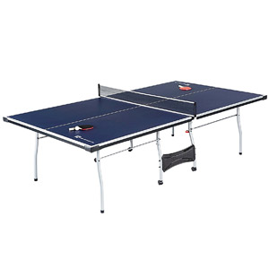 product image of MD Sports Table Tennis Set, Regulation Ping Pong Table with Net, Paddles and Balls